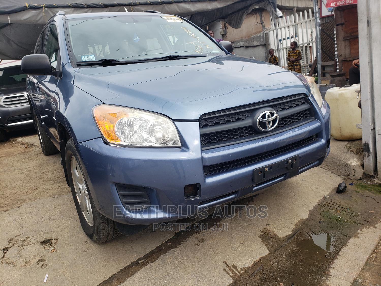 Toyota RAV4 2010 2.5 4x4 Blue