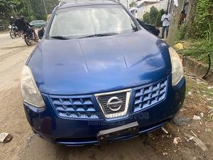 Nissan Rogue 2008 SL 4WD Blue   Cars for sale in Lagos State, Amuwo-Odofin