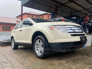 Ford Edge 2008 Beige | Cars for sale in Lagos State, Ikeja