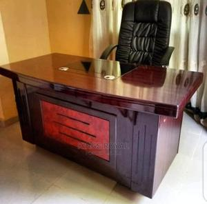 Imported Executive Office Table and Chair | Furniture for sale in Lagos State, Ifako-Ijaiye