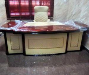 Imported Executive Office Table and Chair Reliable and Trust | Furniture for sale in Lagos State, Lekki