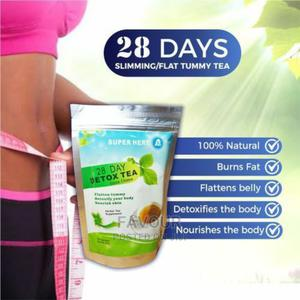 28 Days Slimming/Flat Tummy Tea | Vitamins & Supplements for sale in Lagos State, Surulere
