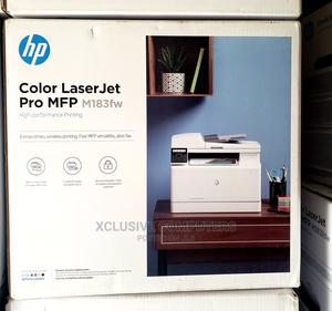 HP Color Laserjet PRO MFP M183fw | Printers & Scanners for sale in Lagos State, Lekki