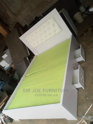 4.5by6 Bed Frame | Furniture for sale in Abuja (FCT) State, Lugbe District