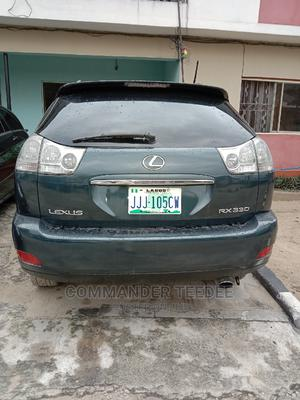 Lexus RX 2005 330 Green | Cars for sale in Rivers State, Port-Harcourt