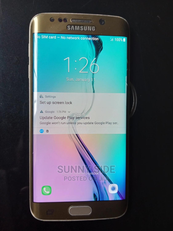 Archive: Samsung Galaxy S6 edge 64 GB Gold