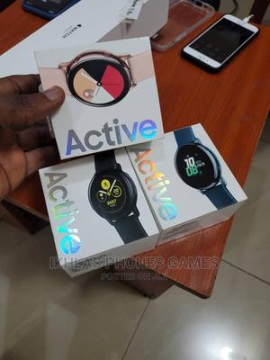 Sealed 40mm Samsung Active Watch   Smart Watches & Trackers for sale in Lagos State, Ikeja