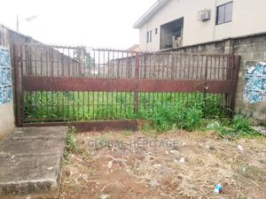 More Than a Quarter Plot of Land Fenced With Gate at Oluaga | Land & Plots For Sale for sale in Lagos State, Ipaja