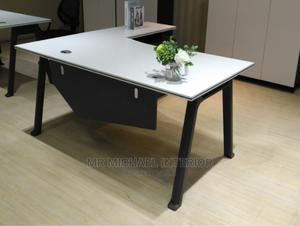 Imported Executive Manager Table With Extension Drawer   Furniture for sale in Lagos State, Ojo