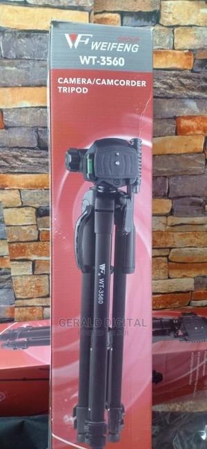Camera Tripod Stand WT - 3560 | Accessories & Supplies for Electronics for sale in Lagos State, Ojo