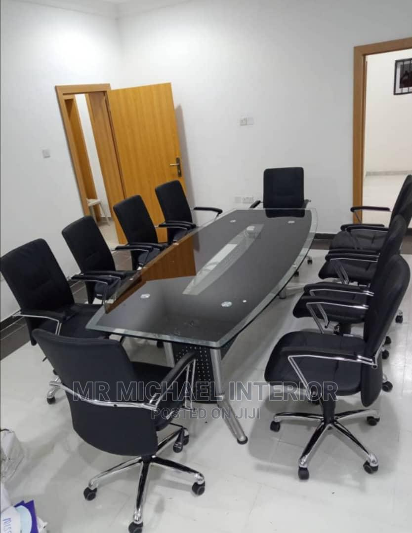 8 and 10 Seater Office Conference Table