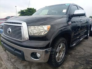 Toyota Tundra 2013 Black   Cars for sale in Lagos State, Apapa