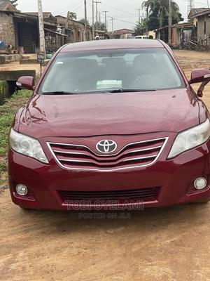 Toyota Camry 2010 Red | Cars for sale in Lagos State, Ikorodu