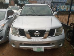 Nissan Pathfinder 2006 SE 4x4 Silver | Cars for sale in Lagos State, Egbe Idimu