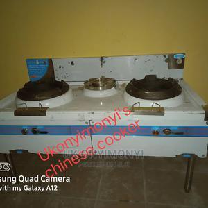 2 Burner Chinese Cooker | Restaurant & Catering Equipment for sale in Lagos State, Ojo