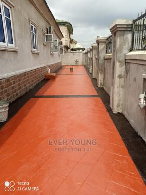 Stamp Concrete Floors | Building Materials for sale in Delta State, Warri
