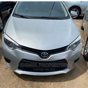 Toyota Corolla 2014 Silver   Cars for sale in Abuja (FCT) State, Central Business District
