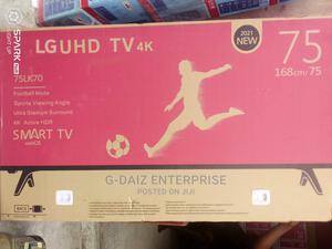 """75"""" LG Tv Smart   TV & DVD Equipment for sale in Lagos State, Ojo"""
