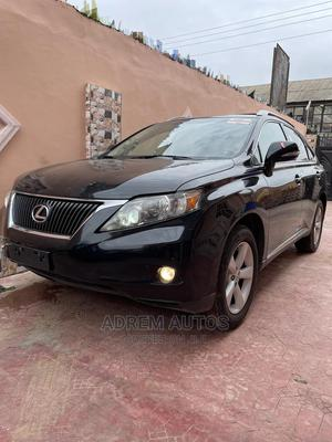 Lexus RX 2012 350 AWD Black   Cars for sale in Lagos State, Ogba