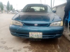 Toyota Corolla 2000 Green   Cars for sale in Lagos State, Abule Egba