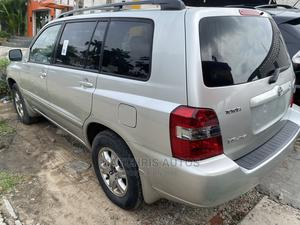 Toyota Highlander 2005 4x4 Silver   Cars for sale in Lagos State, Magodo