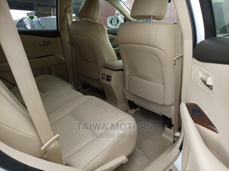 Archive: Lexus RX 2014 350 AWD White