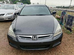 Honda Accord 2007 2.4 Type S Gray | Cars for sale in Abuja (FCT) State, Gwarinpa