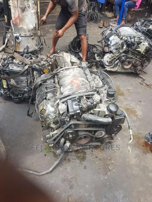 Mercedes Benz C240 2005 23 Body Complete Engine   Vehicle Parts & Accessories for sale in Lagos State, Mushin