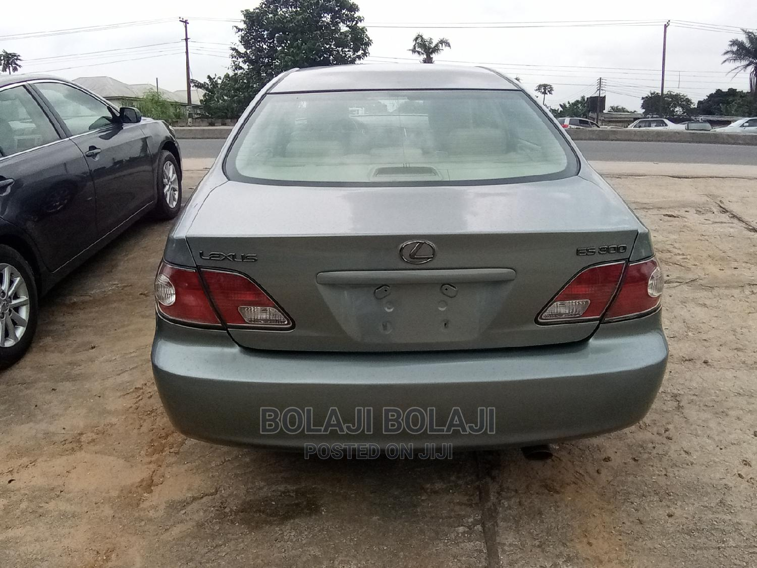 Lexus ES 2003 300 Green | Cars for sale in Port-Harcourt, Rivers State, Nigeria