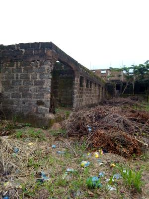 Uncompleted Building on a 50 by 100 Land for Sale Along PZ | Land & Plots For Sale for sale in Edo State, Benin City