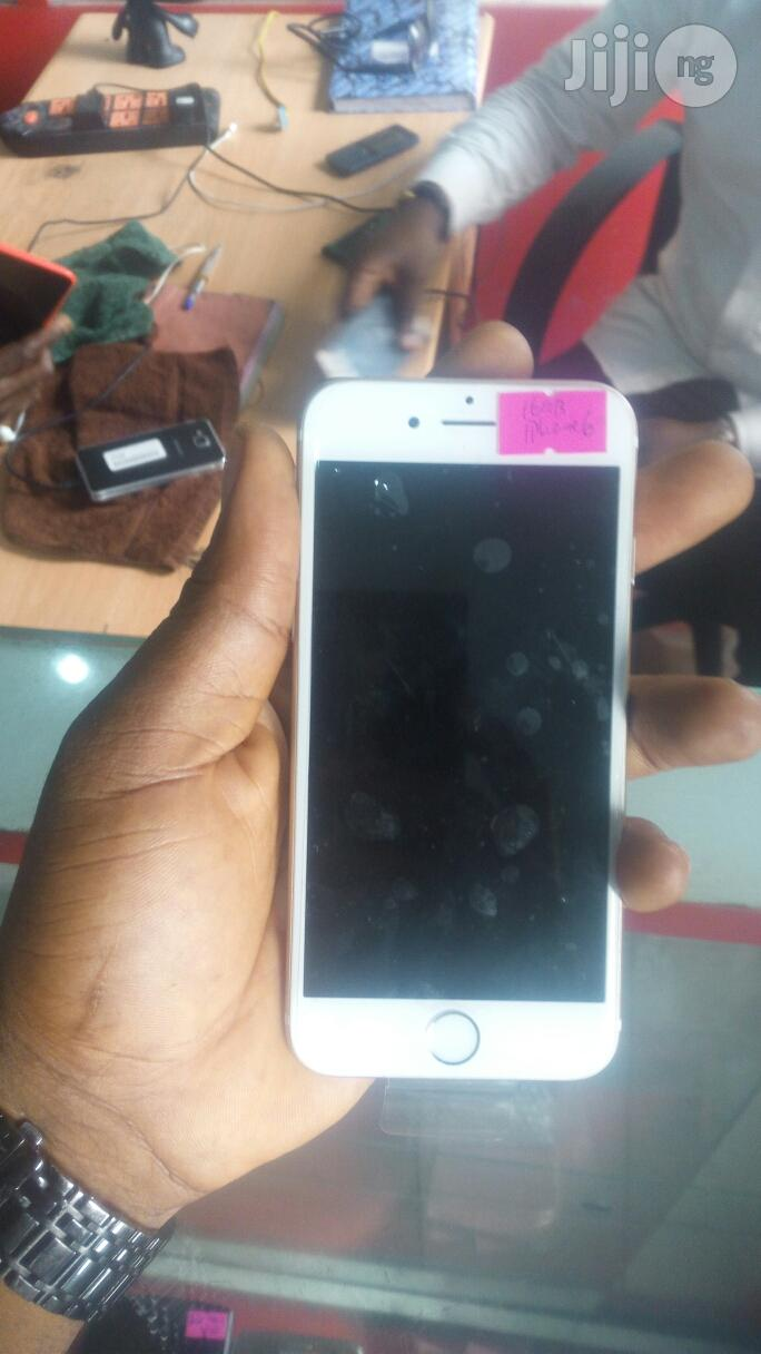 Apple iPhone 6 16 GB Gold | Mobile Phones for sale in Ikeja, Lagos State, Nigeria