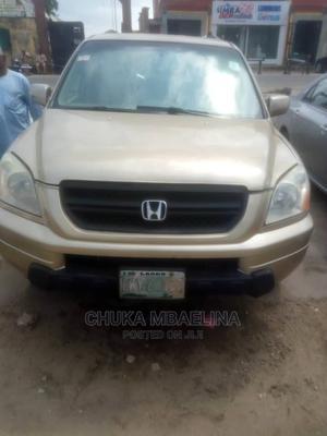 Honda Pilot 2005 Gold | Cars for sale in Oyo State, Ibadan