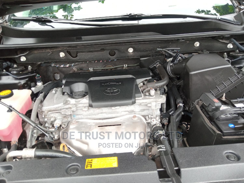 Toyota RAV4 2015 Black   Cars for sale in Apapa, Lagos State, Nigeria