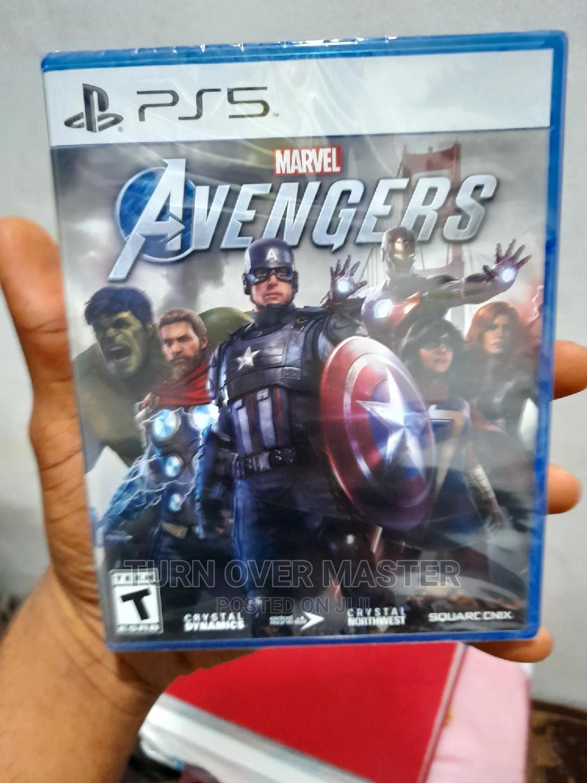 Ps5 Marvel Avengers Ps5