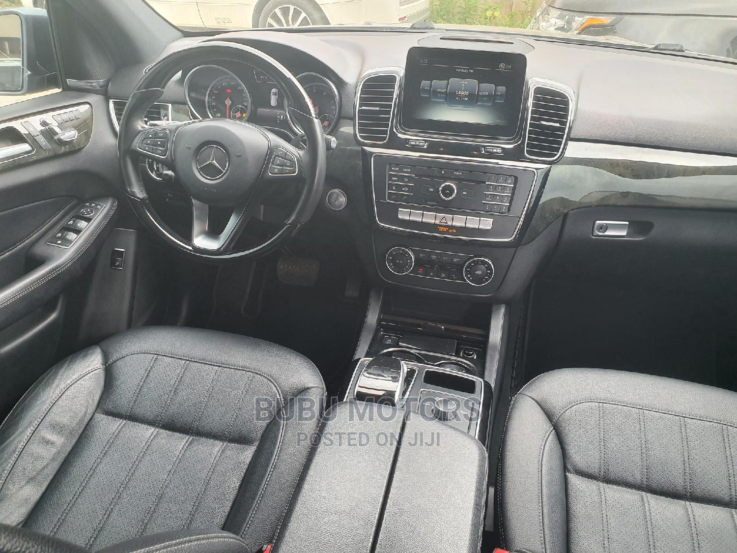 Mercedes-Benz GLE-Class 2017 Gray | Cars for sale in Ikeja, Lagos State, Nigeria