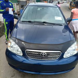 Toyota Corolla 2006 1.6 VVT-i Blue   Cars for sale in Lagos State, Ogudu