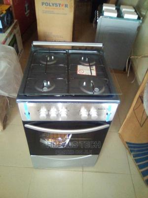 Maxi Four Gas Burners Standing Gas Cooker With Oven   Kitchen Appliances for sale in Lagos State, Ikeja