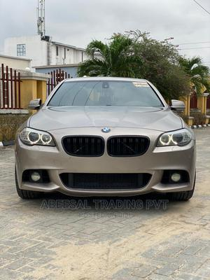 BMW 528i 2012 Gray | Cars for sale in Lagos State, Lekki