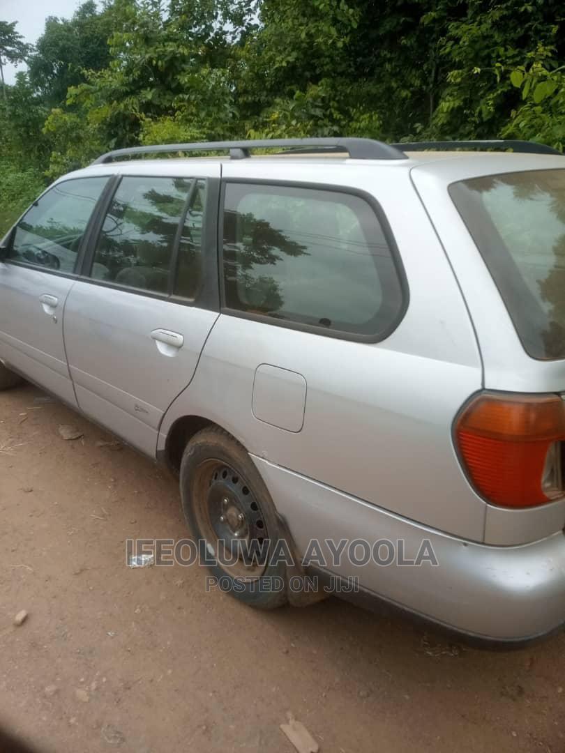 Archive: Nissan Primera 2002 Wagon Silver