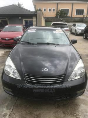 Lexus ES 2004 330 Sedan Black | Cars for sale in Lagos State, Isolo