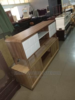 Wooden Tv Stand | Furniture for sale in Abuja (FCT) State, Wuse