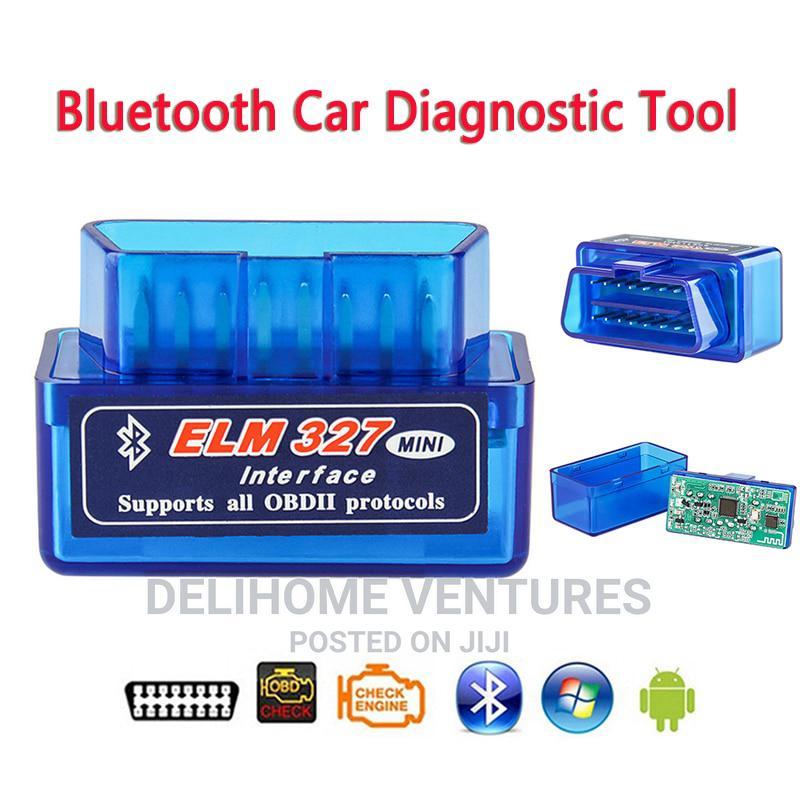 ELM OBD2 Bluetooth Car Scanner