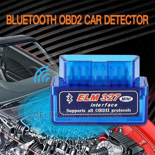 ELM OBD2 Bluetooth Car Scanner   Vehicle Parts & Accessories for sale in Ado-Odo/Ota, Ogun State, Nigeria
