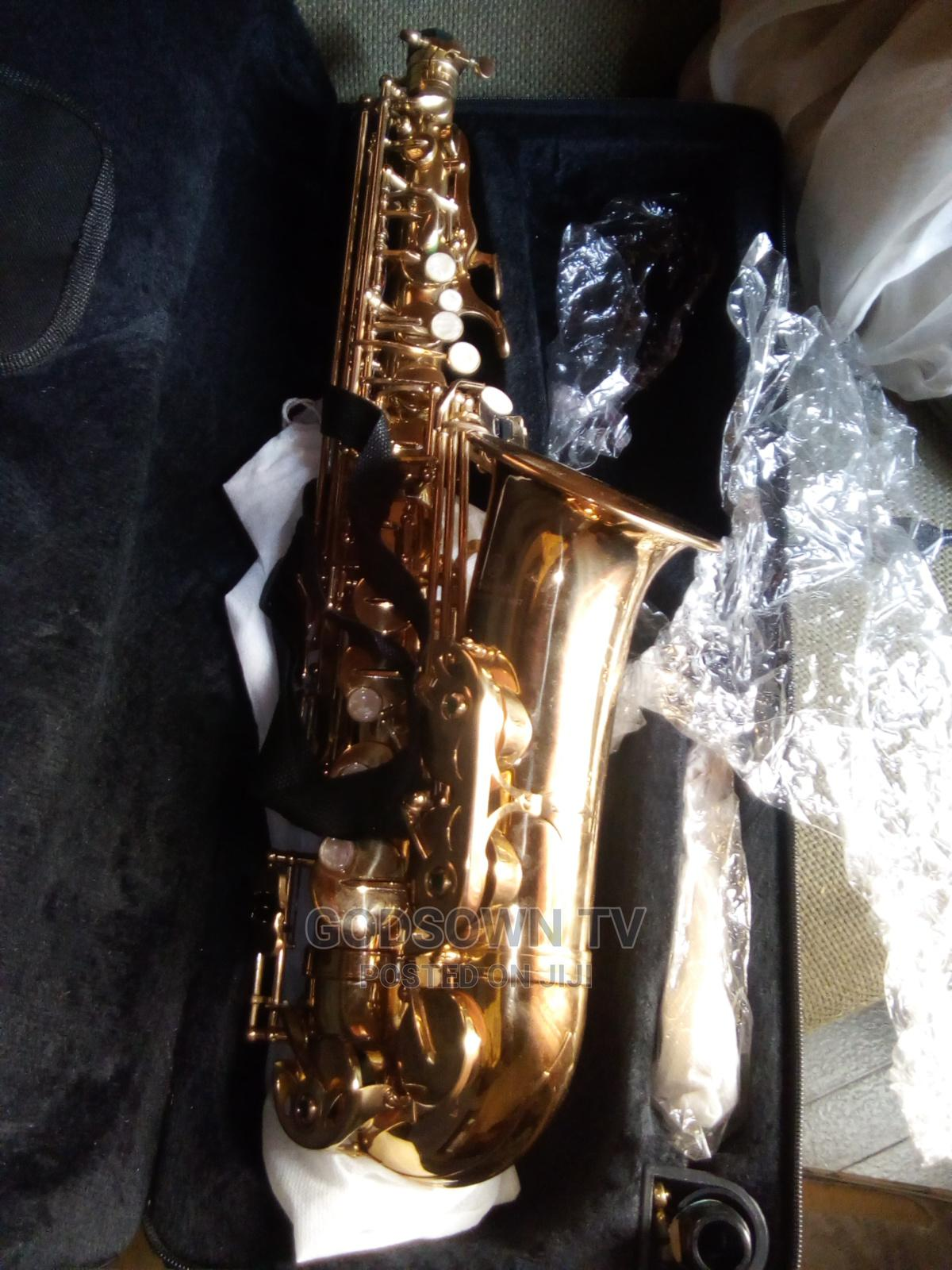 Archive: Cheap Alto Saxophone