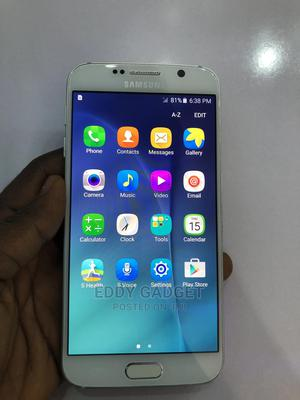 Samsung Galaxy S6 32 GB White | Mobile Phones for sale in Abuja (FCT) State, Lugbe District