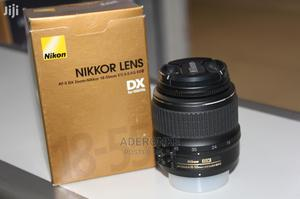 AF-S DX Zoom-Nikkor 18-55mm | Accessories & Supplies for Electronics for sale in Lagos State, Ikeja