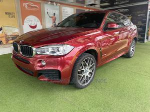 BMW X6 2018 xDrive35i AWD Red   Cars for sale in Abuja (FCT) State, Central Business District