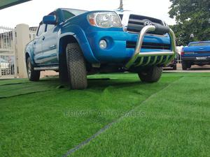 Toyota Tacoma 2008 4x4 Double Cab Blue | Cars for sale in Lagos State, Ikeja