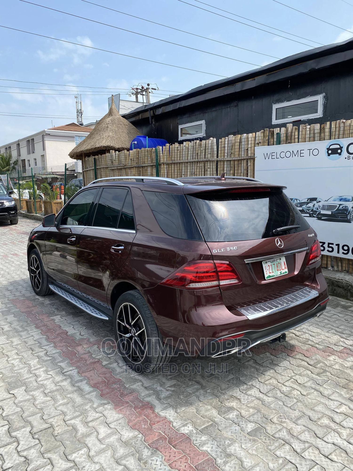 Mercedes-Benz M Class 2014 Red   Cars for sale in Lekki, Lagos State, Nigeria