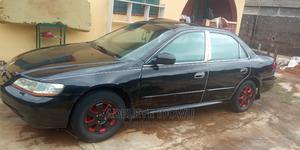 Honda Accord 2001 Coupe Black | Cars for sale in Ogun State, Ijebu Ode